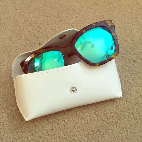 c6beefc5a85 AQS Accessories - AQS Rory Havana Sunglasses